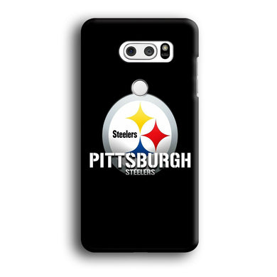 NFL Pittsburgh Steelers 001 LG V30 3D Case