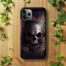 Load image into Gallery viewer, Skull Art 004 iPhone 11 Pro Max Case