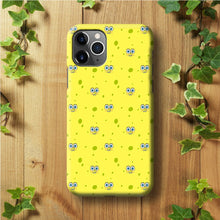 Load image into Gallery viewer, Spongebob's Face Pattern  iPhone 11 Pro Max Case
