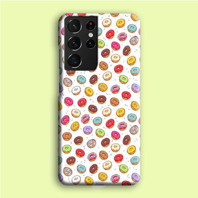 Sweet Donuts Pattern 001 iPhone 11 Case