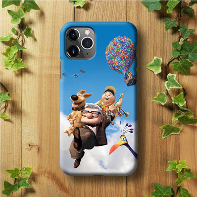 UP Fly in The Sky iPhone 11 Pro Max Case