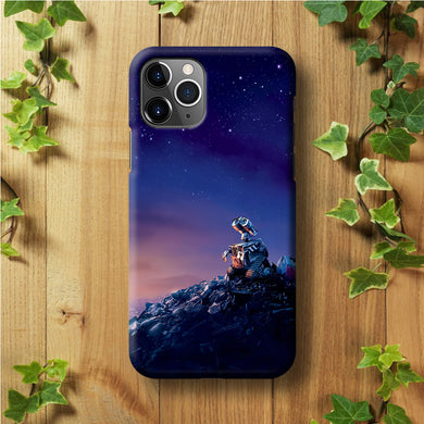 Wall-e Looks Up at The Sky iPhone 11 Pro Max Case