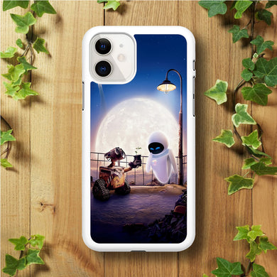 Wall-e With The Couple iPhone 11 Case