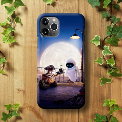 Wall-e With The Couple iPhone 11 Pro Max Case