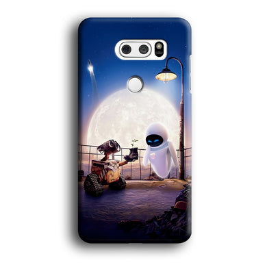 Wall-e With The Couple LG V30 3D Case
