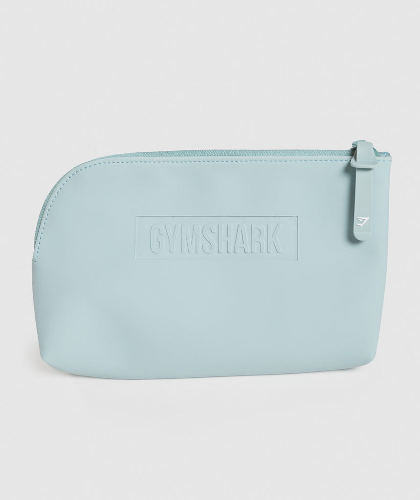 Gymshark Everyday Wash Bag - Light Green 1