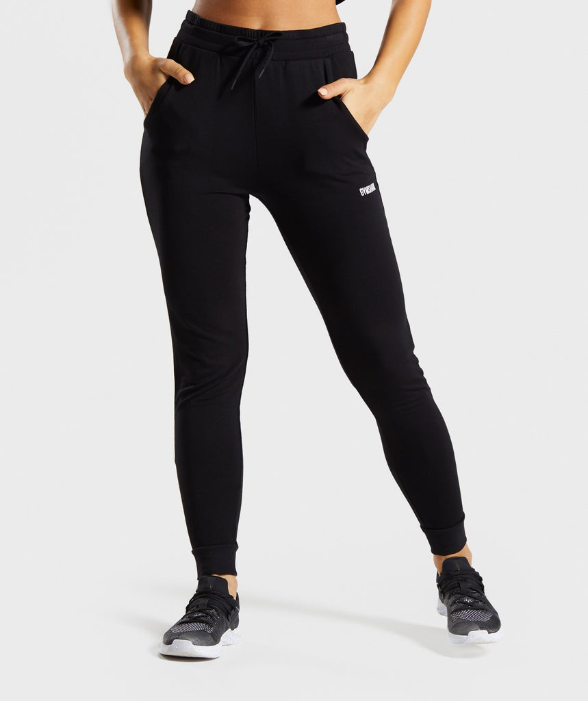 Gymshark Pippa Training Joggers - Black 1