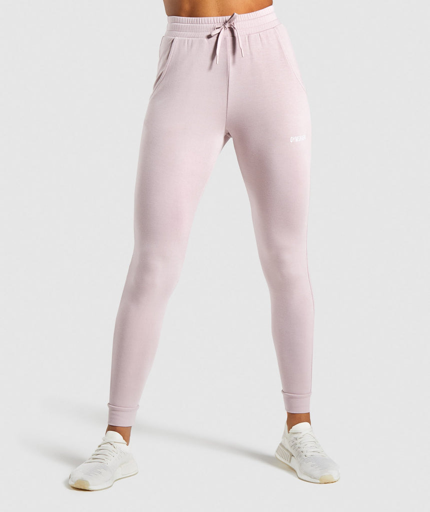 Gymshark Pippa Training Joggers - Pink 1