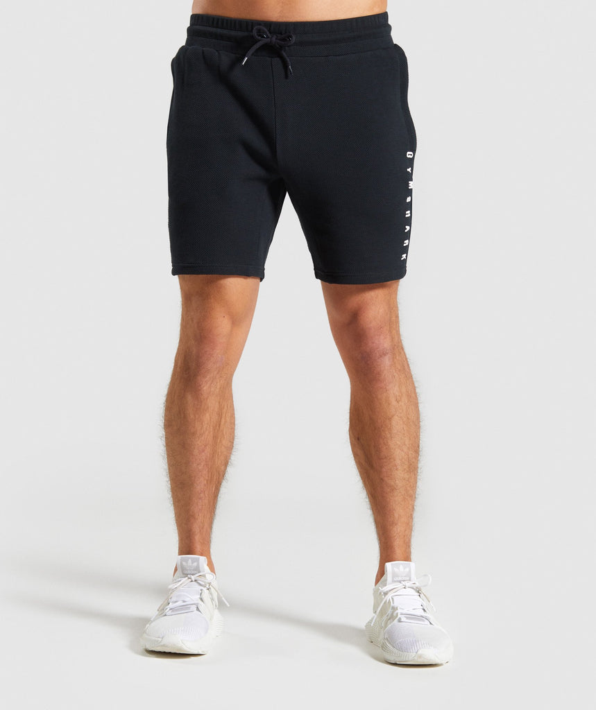 Gymshark Recharge Shorts - Black 1