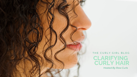 Clarifying Curly Hair