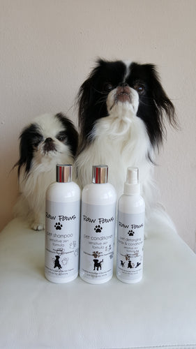 Raw Paws 4 Pack Kit