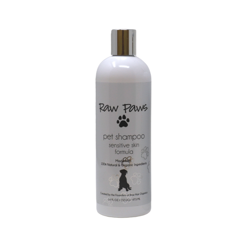 Raw Paws Pet Shampoo For Sensitive Skin