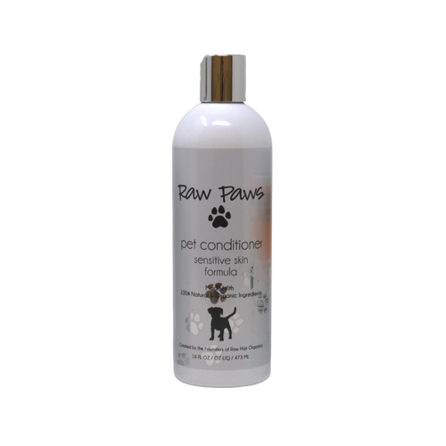 Raw Paws Pet Conditioner for Sensitive Skin