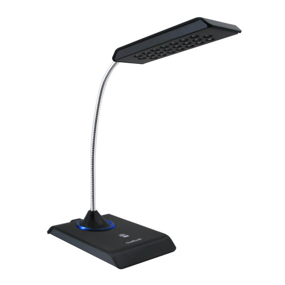USB Keyboard Light - Laptop/Desk Lamp with 22 LED Bulbs - 150lm Dimmable Reading Table Light  Black  iDaffodil  LED Light   iDaffodil - Consumer Electronics at Affordable Prices