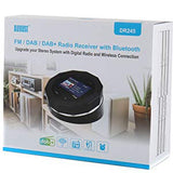 FM/DAB/DAB+ Radio Receiver with Bluetooth, Upgrade your Stereo System with Digital Radio - AUG DR245    August  Digital Radios   iDaffodil - Consumer Electronics at Affordable Prices