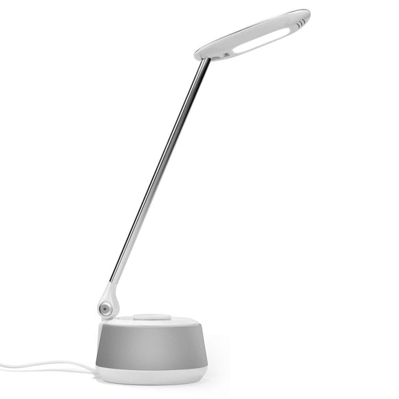 LED Bluetooth Speaker Desk Lamp - Desk Lamp with Integrated Bluetooth Speaker and USB Charging Port    August  LED Light   iDaffodil - Consumer Electronics at Affordable Prices