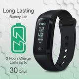 August Smart Activity and Fitness Tracker - App Enabled Smart Health Wristband with OLED Display    August  Health Monitors   iDaffodil - Consumer Electronics at Affordable Prices