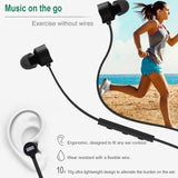 Bluetooth In Ear Sports Earphones - Wireless Bluetooth Earphones – Perfect for Gym and Exercise    August  Earphones   iDaffodil - Consumer Electronics at Affordable Prices