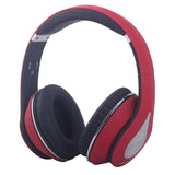 Refurbished - August Bluetooth Headphones - EP640 - Over Ear Wireless Headset with aptX and NFC  Red  August  Headphones   iDaffodil - Consumer Electronics at Affordable Prices