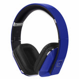 August EP650 Wireless Bluetooth Headphones with Android/iOS App for Custom Sound Control  Blue  August  Headphones   iDaffodil - Consumer Electronics at Affordable Prices