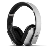 August EP650 Wireless Bluetooth Headphones with Android/iOS App for Custom Sound Control  Silver  August  Headphones   iDaffodil - Consumer Electronics at Affordable Prices