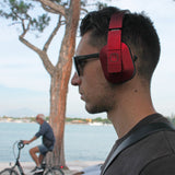 August EP650 Wireless Bluetooth Headphones with Android/iOS App for Custom Sound Control    August  Headphones   iDaffodil - Consumer Electronics at Affordable Prices