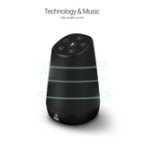 Smart Bluetooth WiFi Speaker, Amazon Alexa Service Enabled, 15W Output Power with Enhanced Bass    August  WiFi Speakers   iDaffodil - Consumer Electronics at Affordable Prices