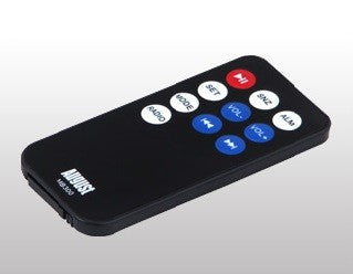August RM300 - Replacement remote control for the MB300 FM Radio    August  Remote Controls   iDaffodil - Consumer Electronics at Affordable Prices