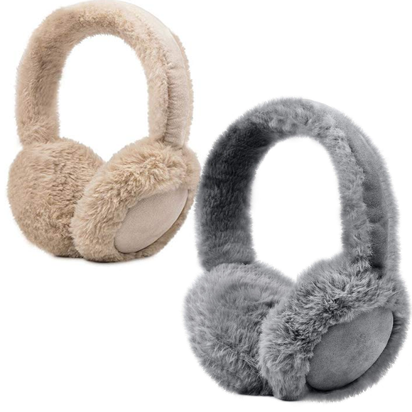 Winter Earmuffs with Bluetooth Stereo Headphones - Keep Your Ears Warm, Play Music Wirelessly    iDaffodil - Consumer Electronics at Affordable Prices     iDaffodil - Consumer Electronics at Affordable Prices