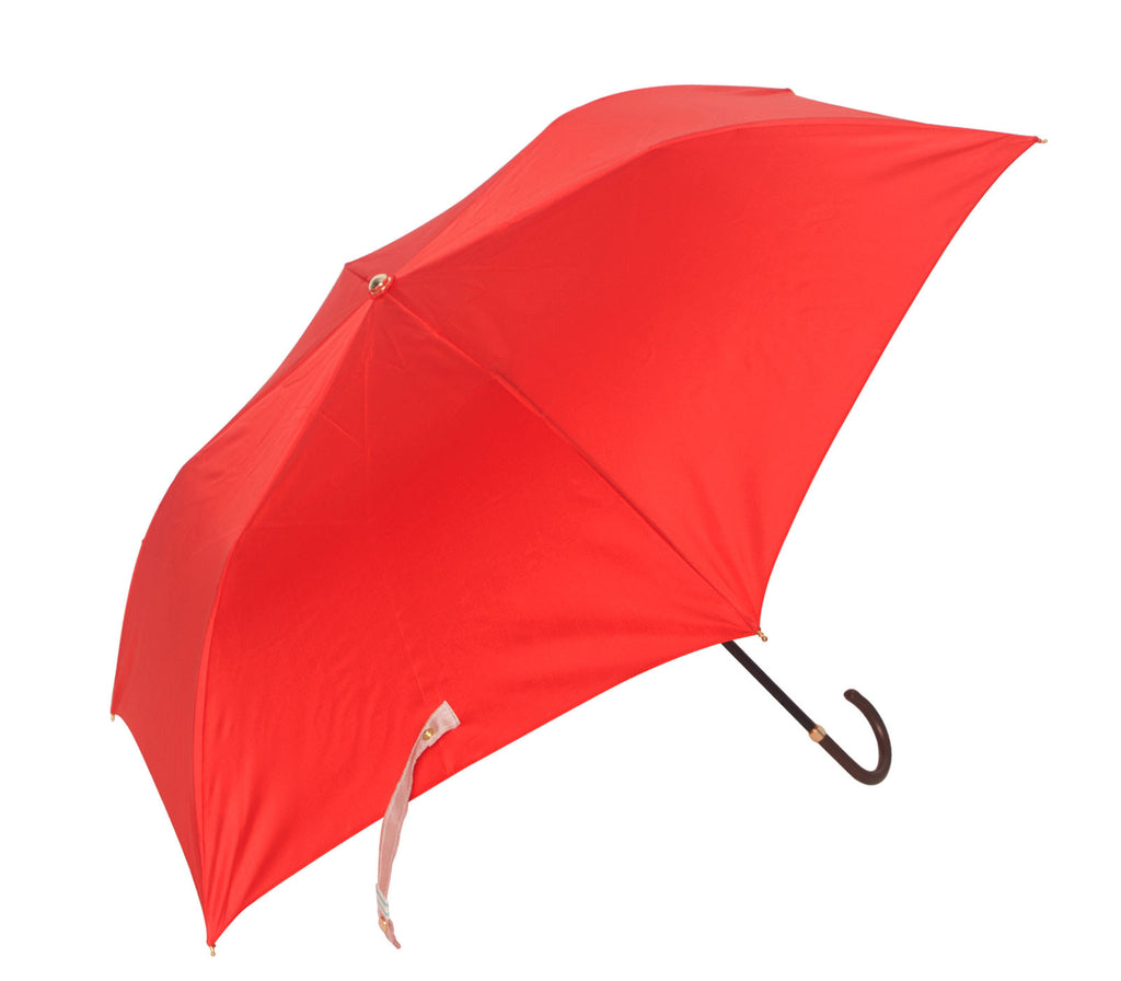 Just in Case umbrella, Ruby Red