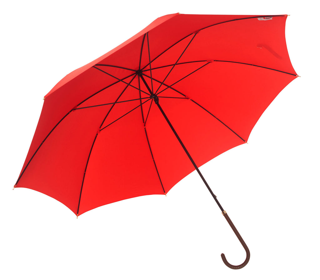 Room for Two umbrella, Ruby Red