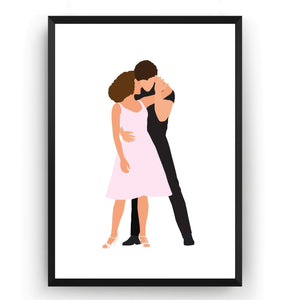 Dirty Dancing Poster - Magic Posters