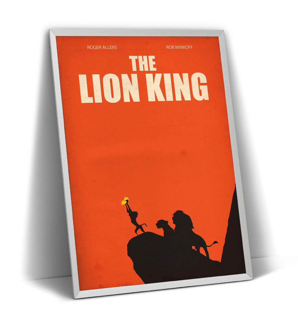Disney Poster Picture Print Sizes A5 to A0 **FREE DELIVERY** LION KING