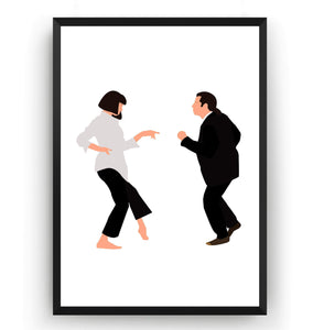 Pulp Fiction Poster - Magic Posters