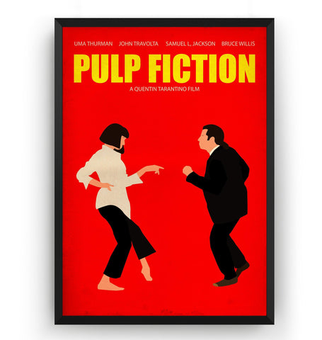 Pulp Fiction Print - Magic Posters