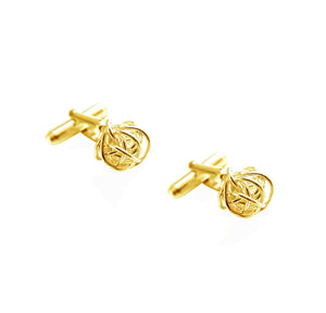 18K Yellow Gold Plated
