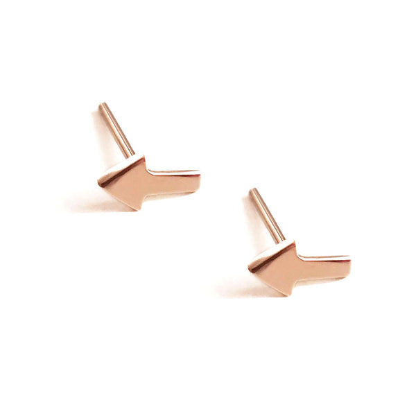14K Rose Gold Plated