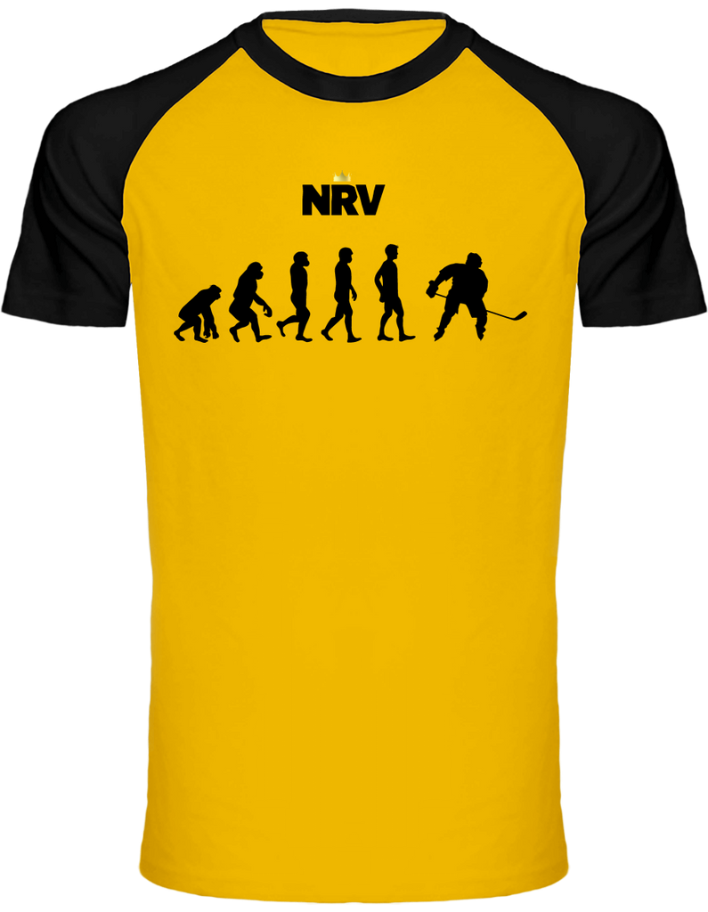 T-shirt Evolution NRV - PronoNRV