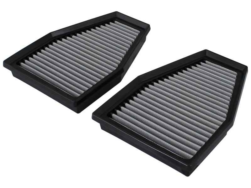 aFe Magnum FLOW OE Replacement Air Filter Pro DRY S 12-15 Porsche 911 (991) H6 3.4L/3.8L