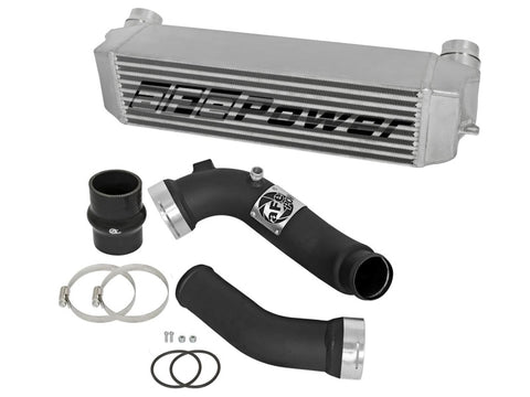 aFe Bladerunner Intercooler and Cold Side Tube 16-17 BMW M2 (F87) L6-3.0L (t) N55