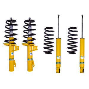 Bilstein B12 2010 Volkswagen Golf TDI Hatchback Front and Rear Suspension Kit