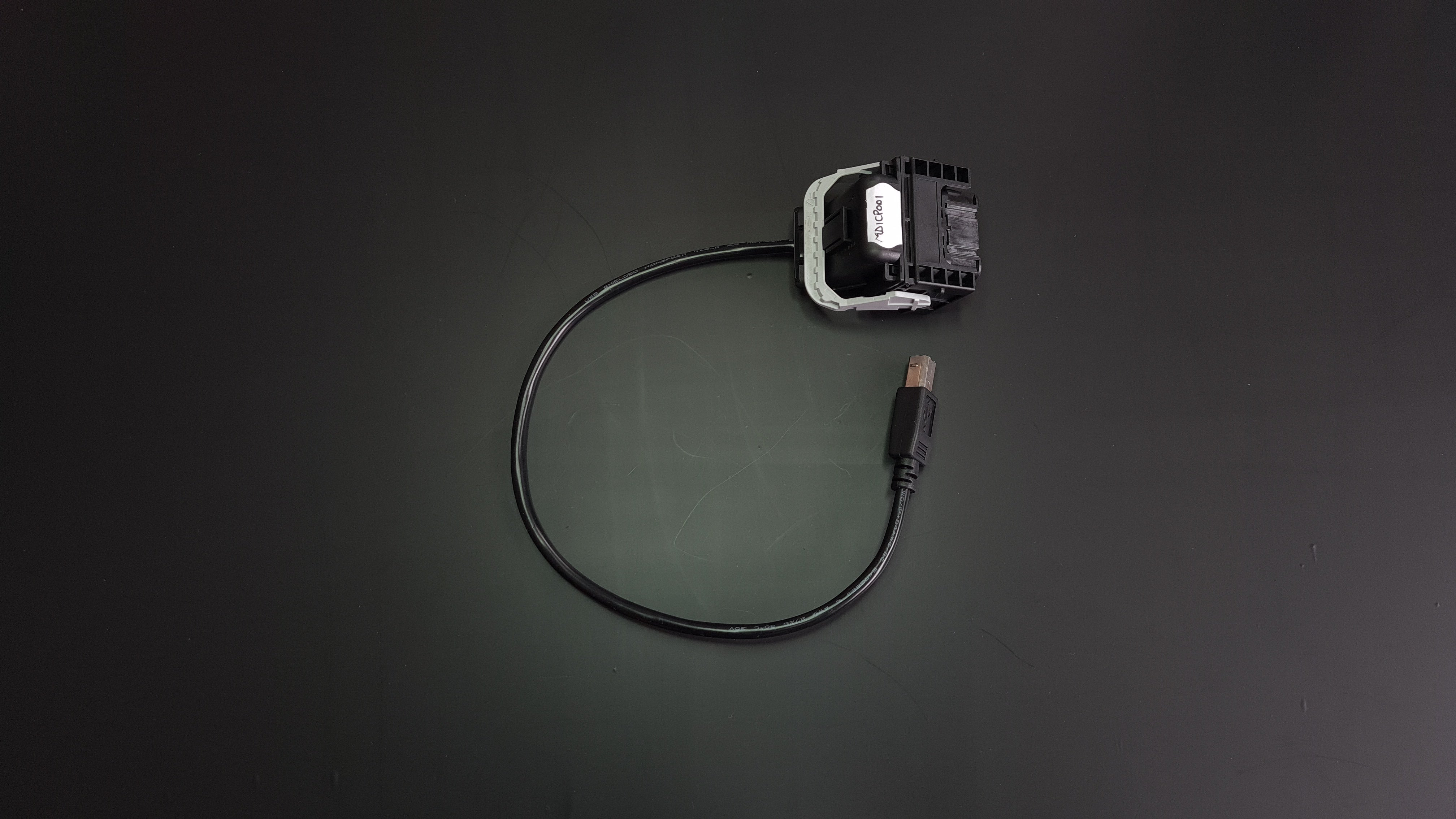 VAG MG1CS011 bench cable for Autotuner
