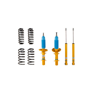 Bilstein B12 1999 Volkswagen Golf GL Front and Rear Suspension Kit