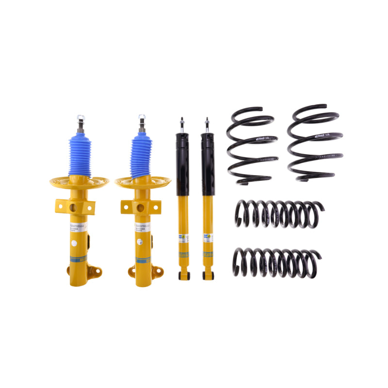 Bilstein B12 2011 Mercedes-Benz SLK350 Base Front and Rear Suspension Kit