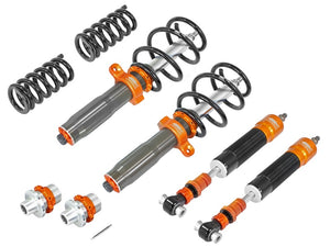 aFe Control Featherlight Single Adjustable Street/Track Coilover System 14-15 BMW M3/M4 (F80/82/83)