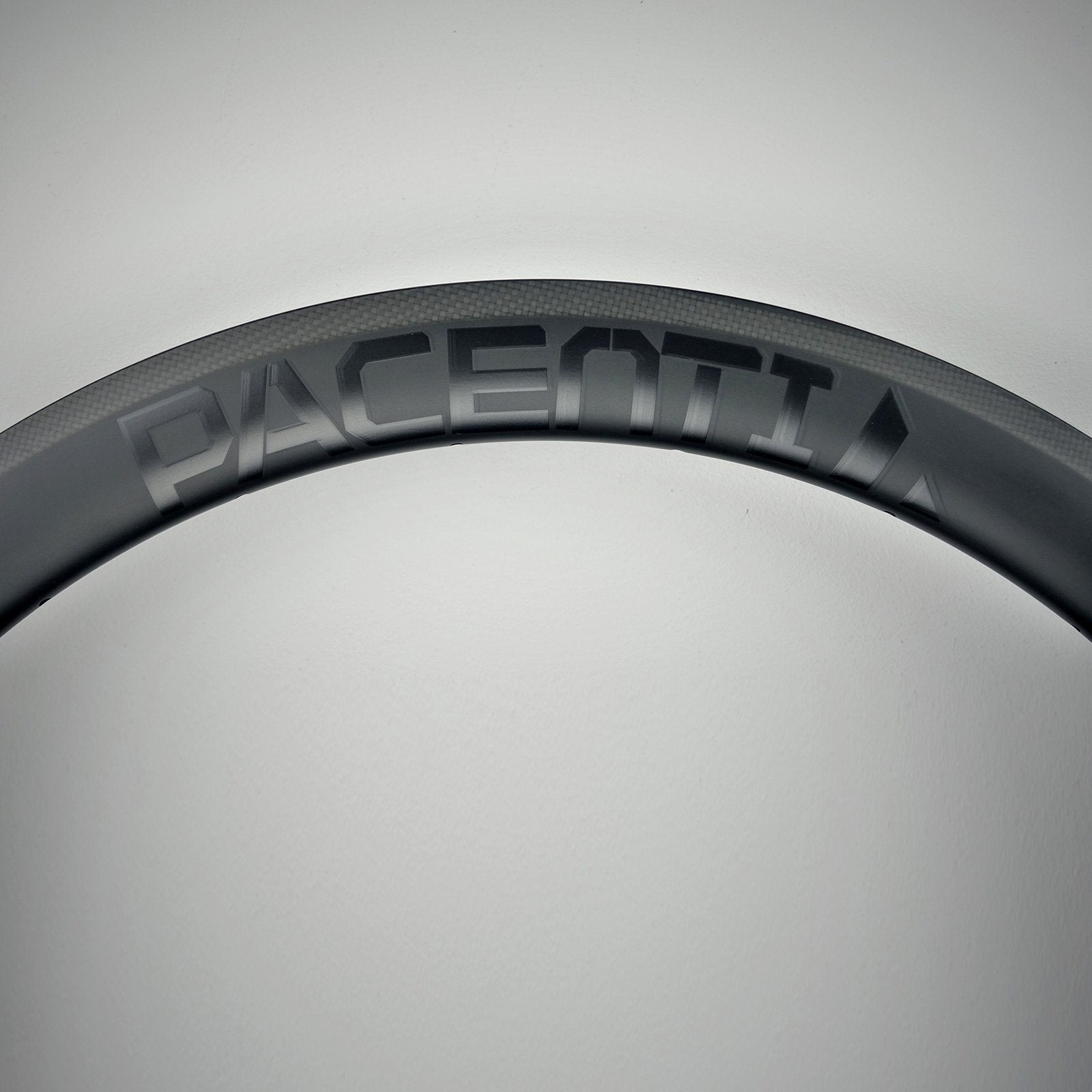 Carbon 50mm front rim clincher 20h 700c