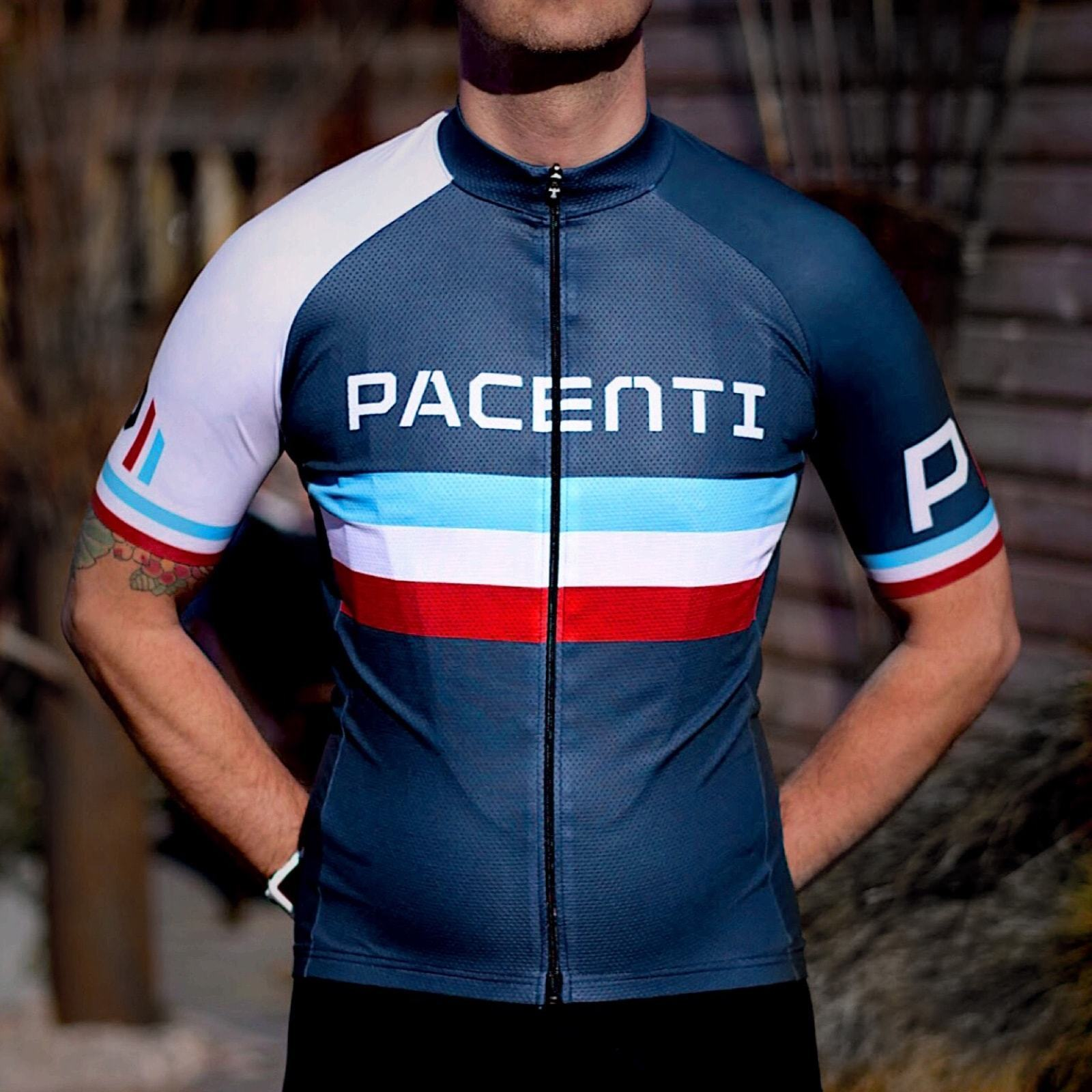 Mens Short Sleeve Jersey