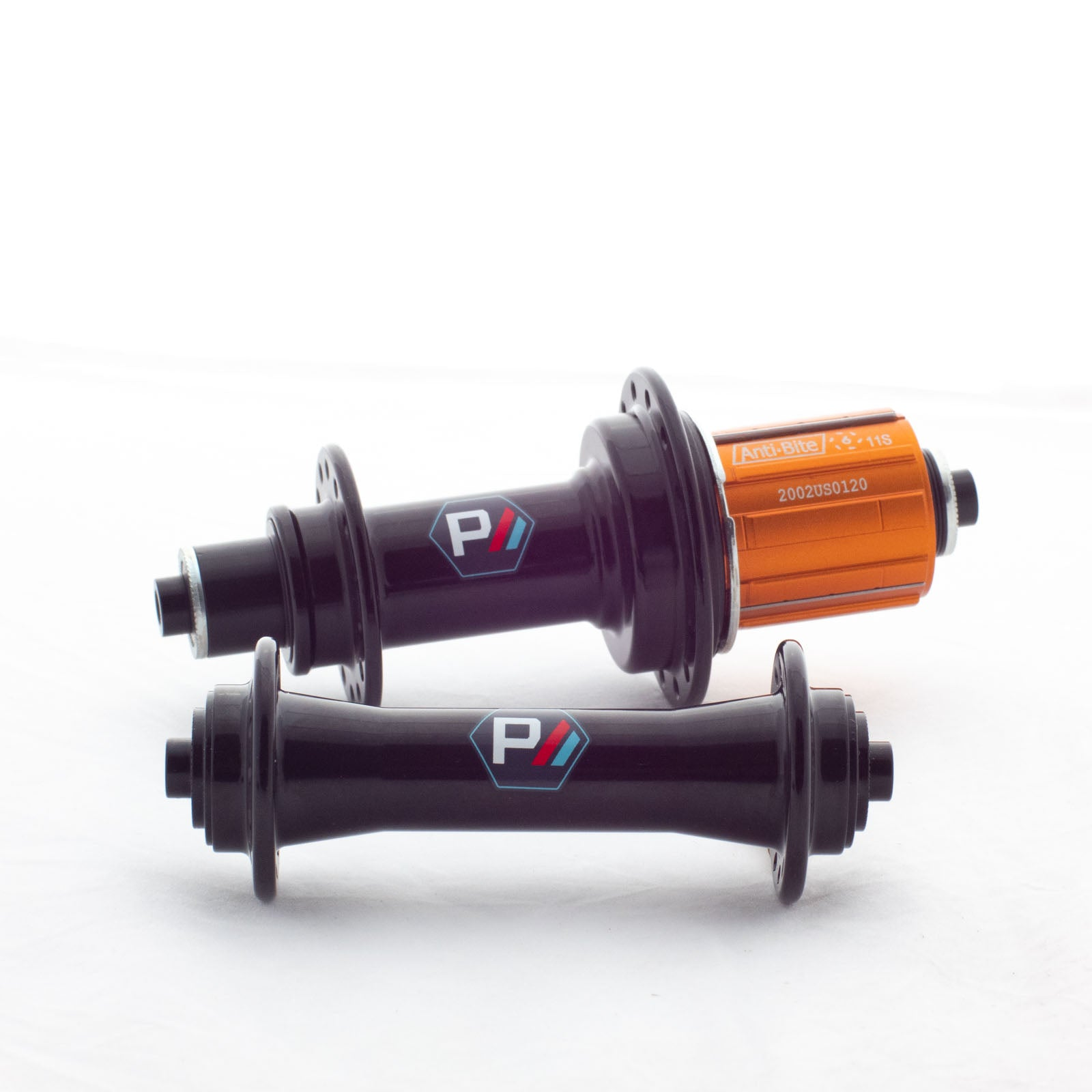 Pacenti Road hub Front 100mm QR Black 28/32