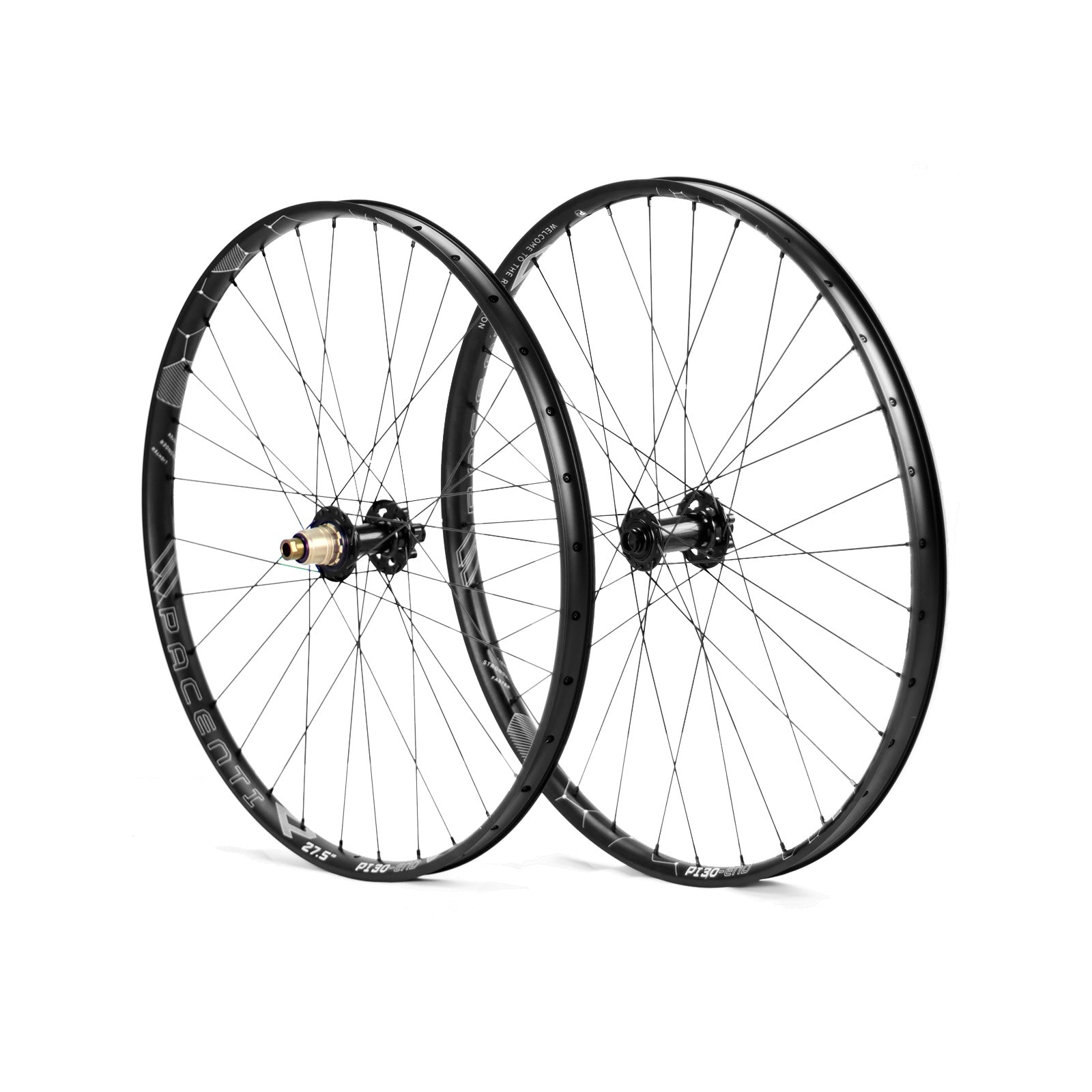 "PI30-END Wheelset 27.5"" Boost 6bolt"