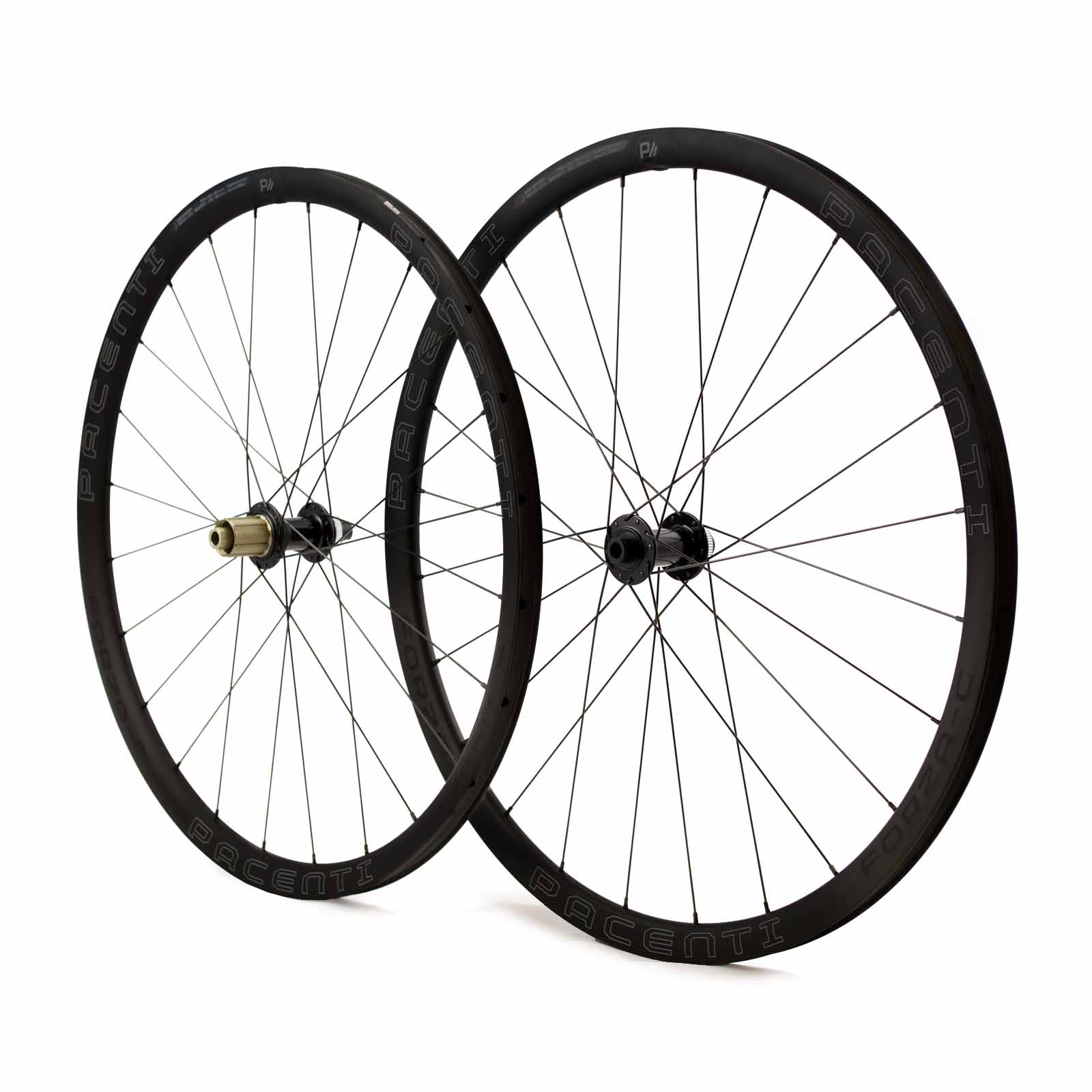 FORZA-C 30MM DISC CLINCHER WHEELS 700C
